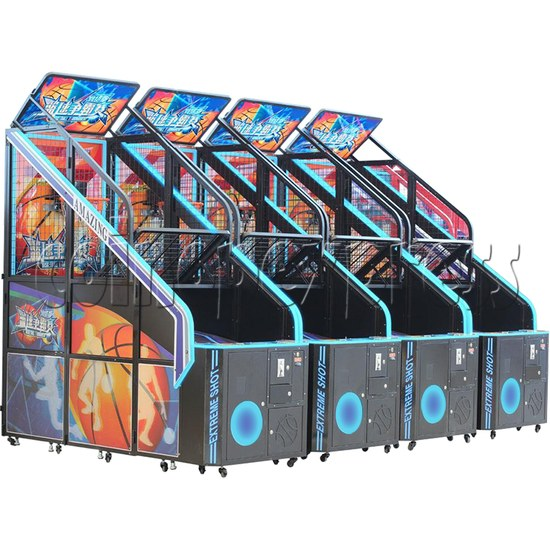 Crazy Hoops Basketball Game machine (Competition Version) 35623
