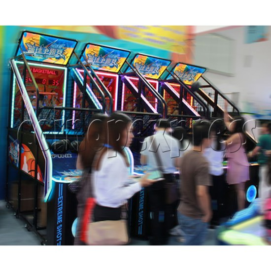 Crazy Hoops Basketball Game machine (Competition Version) 35624