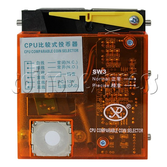 CPU Comparable Electronic Coin Selector- Drop type 35643