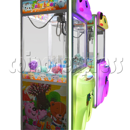 Baby Color Changing Crane machine 35652