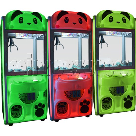 Baby Color Changing Crane machine 35654