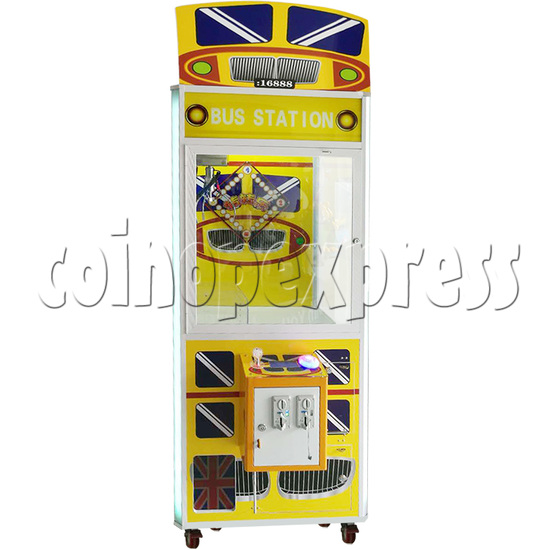 London style Coin operated Toy Catcher Machine 35673