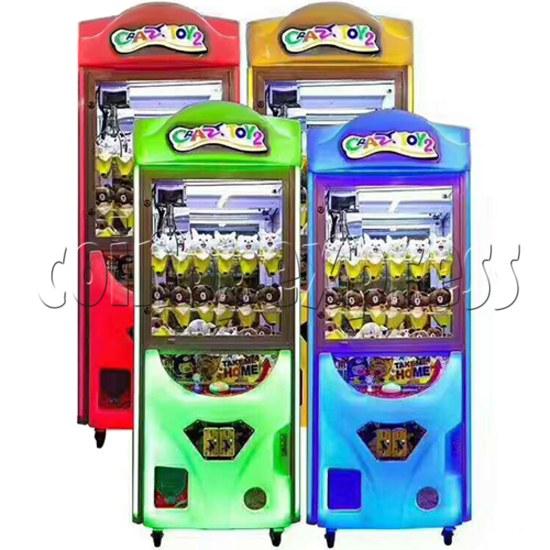 Baby Boy 2 Crane Machine 35674