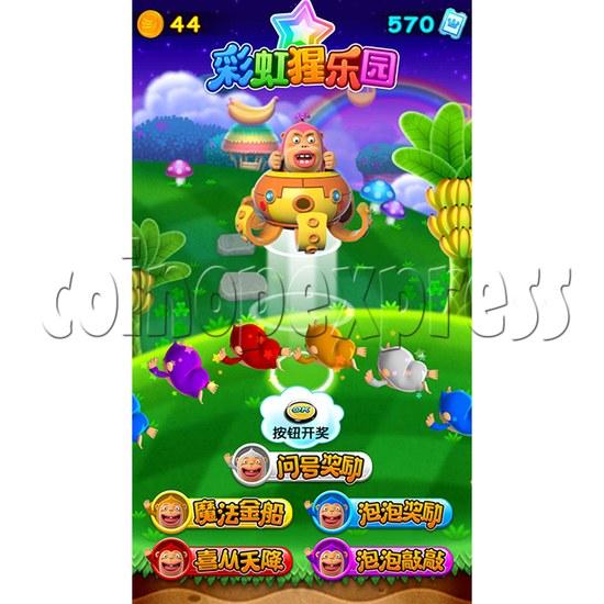 Bubble Ball Video Redemption Machine 35682
