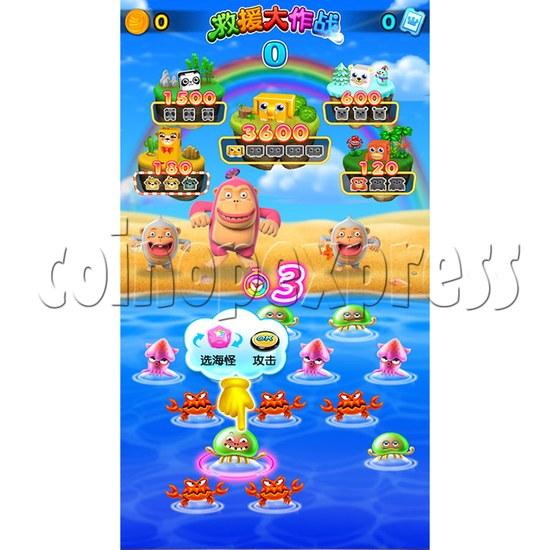 Bubble Ball Video Redemption Machine 35684