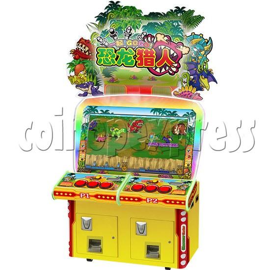 Dinosaur Hunters Redemption Machine (2 players) 35689