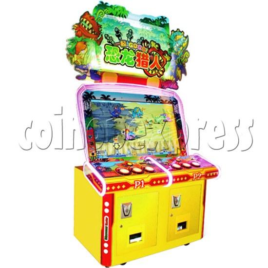 Dinosaur Hunters Redemption Machine (2 players) 35690