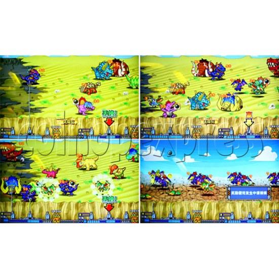 Dinosaur Hunters Redemption Machine (2 players) 35695