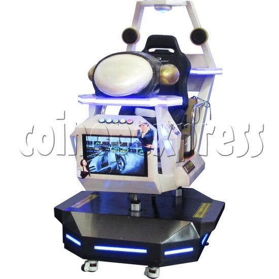 VR Space Game Virtual Reality Motion Racing Gaming Simulator (1 player) 35700