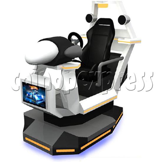 VR Space Game Virtual Reality Motion Racing Gaming Simulator (1 player) 35702
