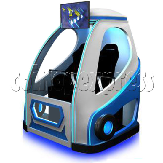 VR Space Cabin Motion Theatre (2 players) 35703