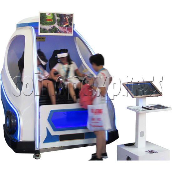 VR Space Cabin Motion Theatre (2 players) 35704