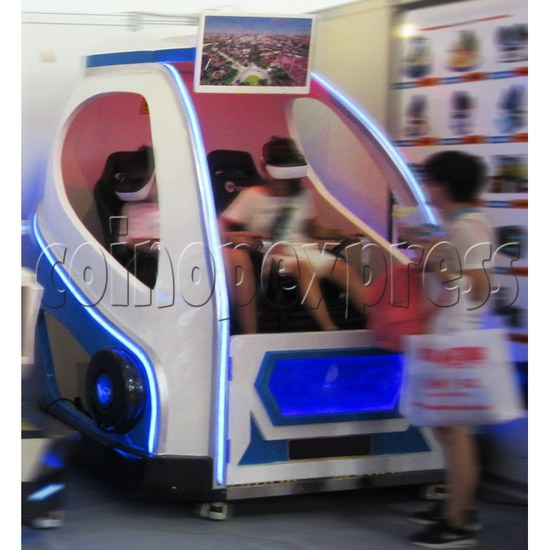 VR Space Cabin Motion Theatre (2 players) 35705