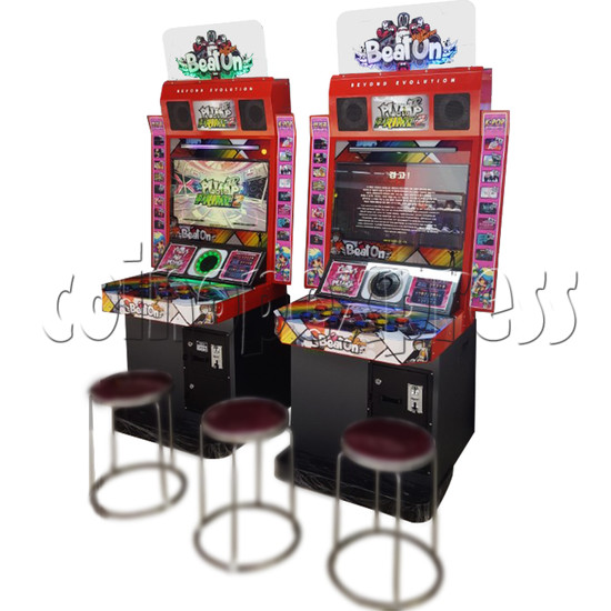 Beat On With Pump It Up Infinity 2017 Dance Game Machine 35708