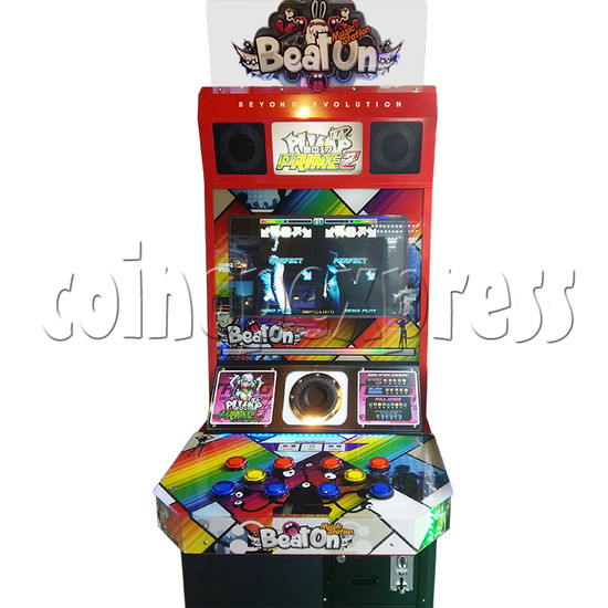Beat On With Pump It Up Infinity 2017 Dance Game Machine 35711