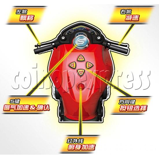 Speed Rider 3 Twin Racing Machine 35719