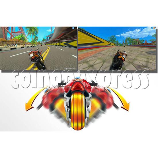 Speed Rider 3 Twin Racing Machine 35720