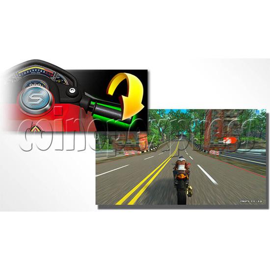 Speed Rider 3 Twin Racing Machine 35721