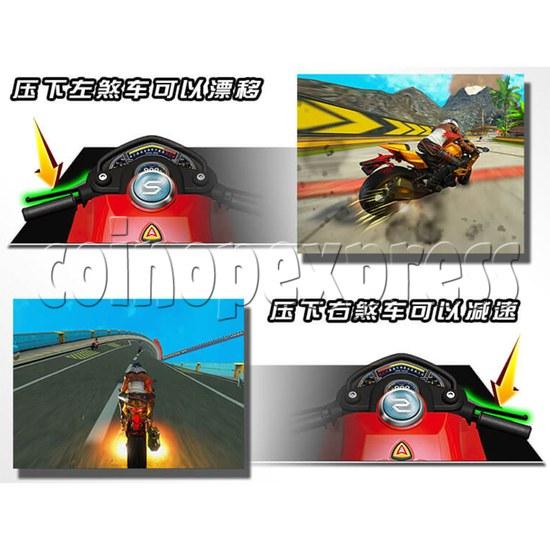 Speed Rider 3 Twin Racing Machine 35722