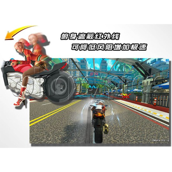 Speed Rider 3 Twin Racing Machine 35724