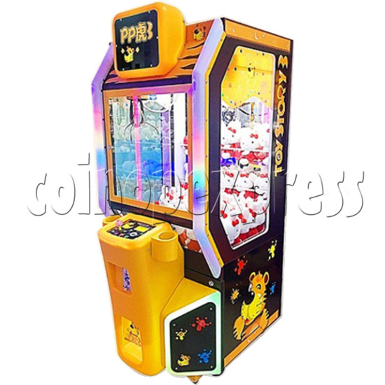 Toy Story 3 Color Changing Crane machine 35728