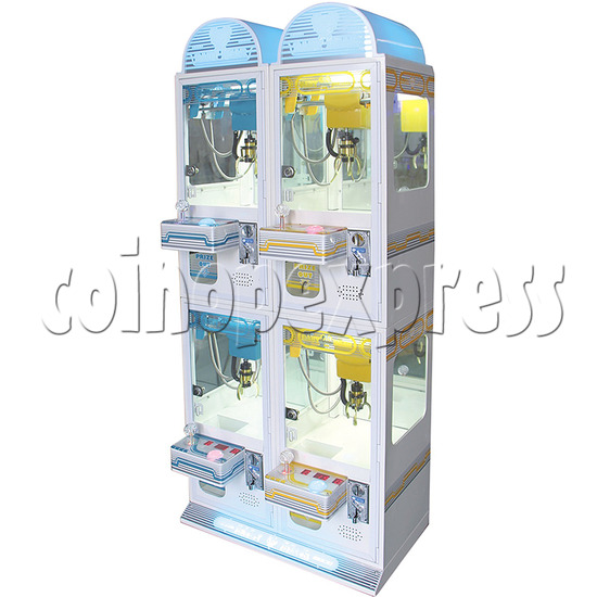 Mini Box Crane machine (4 players) 35732