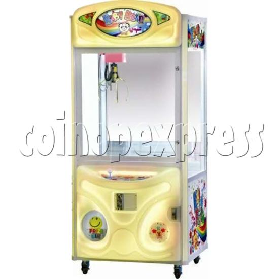 31 inch Baby Bear Crane Machine 35739