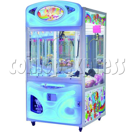 47 inch Baby Bear Giant Crane Machine 35742