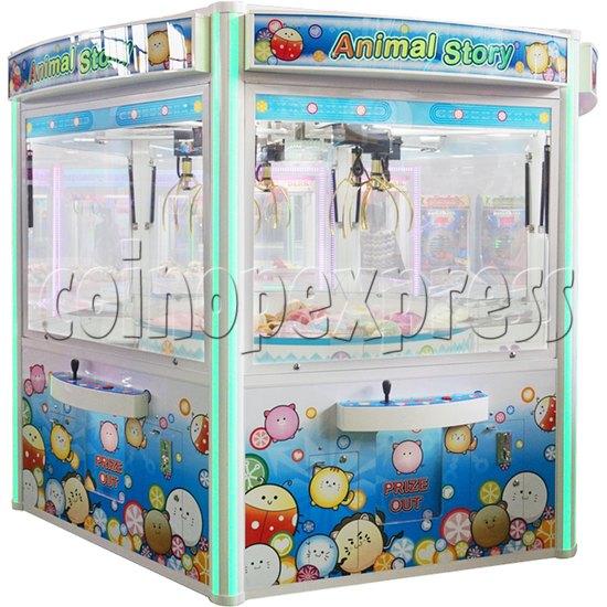 Animal Story Crane Machine (6 players)  35745