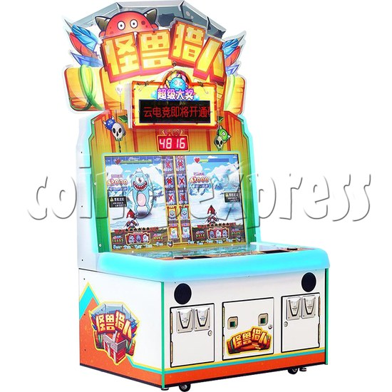 Monster Hunt Skill Test Redemption Machine (Asia version) 35796