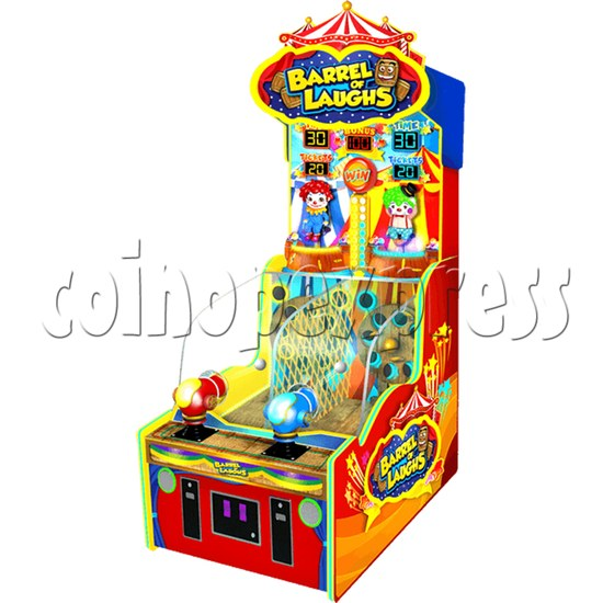 Barrel of laughs Air Gun Ball Shooting Game 35803