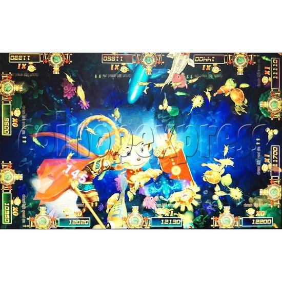 Spirit Monkey In Delight Fishing Game Board Kit - screen display-1