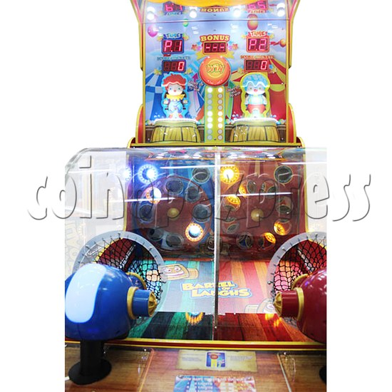 Barrel of laughs Air Gun Ball Shooting Game 35847