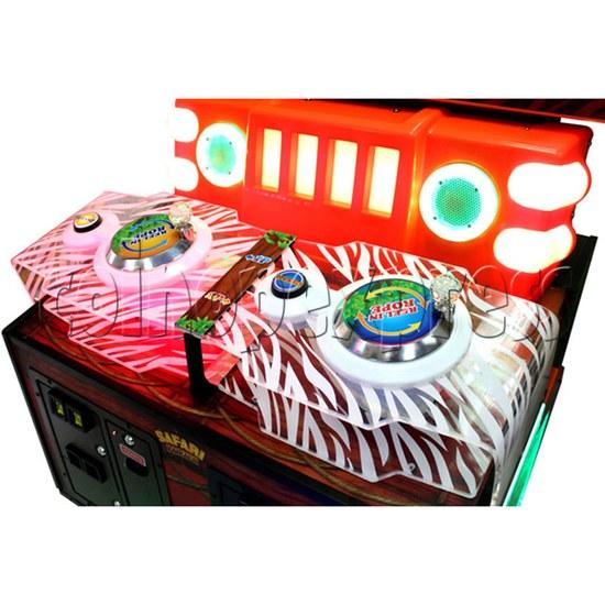 Safari Ranger 2 Player Ticket Redemption Game Machine SD 35865