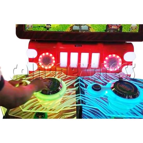 Safari Ranger 2 Player Ticket Redemption Game Machine SD 35866