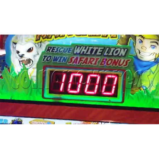 Safari Ranger 2 Player Ticket Redemption Game Machine SD 35867