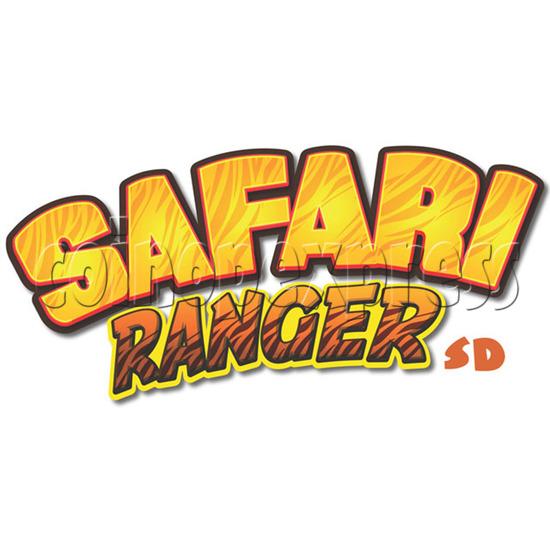 Safari Ranger 2 Player Ticket Redemption Game Machine SD 35868