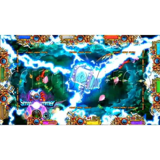 Ocean King 3 Plus Crab Avengers Video Fish Hunter Full Game Board kit - screen display - 9