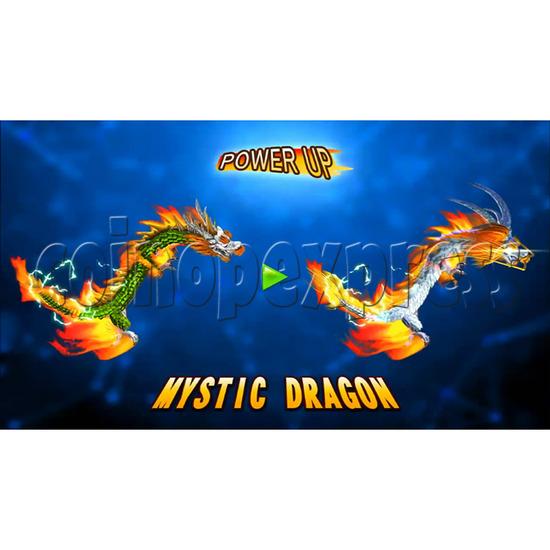 Ocean King 3 Plus Crab Avengers Video Fish Hunter Full Game Board kit - screen display - 10