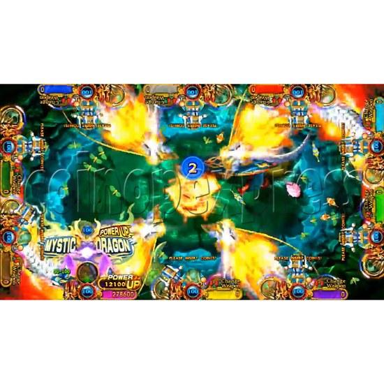Ocean King 3 Plus Crab Avengers Video Fish Hunter Full Game Board kit - screen display - 11