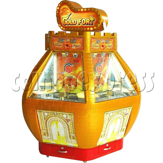 Gold Fort Coin Pusher (6 players) 35951