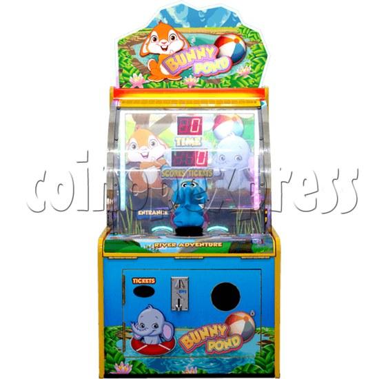 Bunny Pond Single Player Water Gun Shooting Game Machine 35973