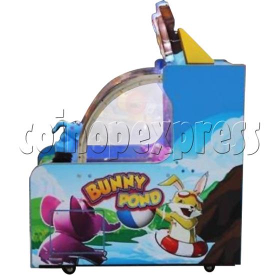 Bunny Pond Single Player Water Gun Shooting Game Machine 35974