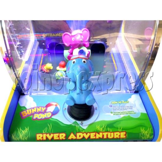 Bunny Pond Single Player Water Gun Shooting Game Machine 35975