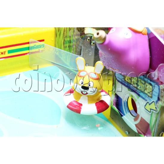 Bunny Pond Single Player Water Gun Shooting Game Machine 35977