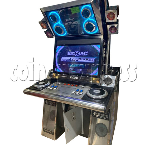EZ2 AC Time Traveller Game Machine- Arcade Version 35998