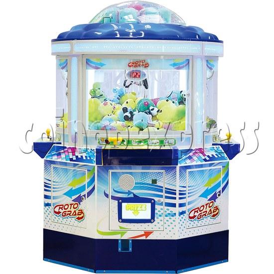 Roto Grab Crane machine 4 Players  36021