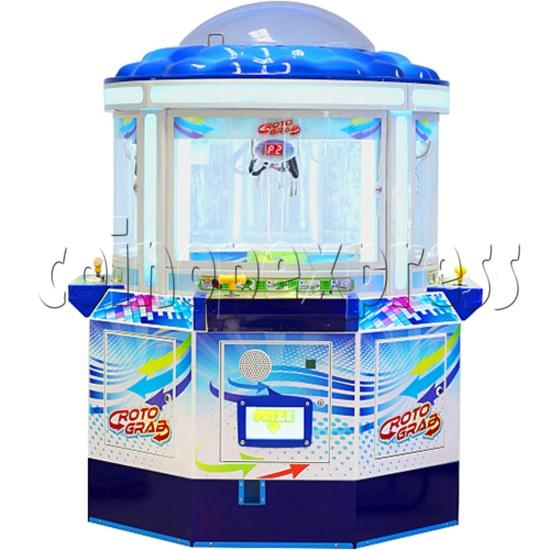 Roto Grab Crane machine 4 Players  36022