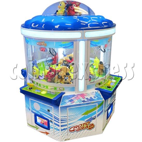 Roto Grab Crane machine 4 Players  36023