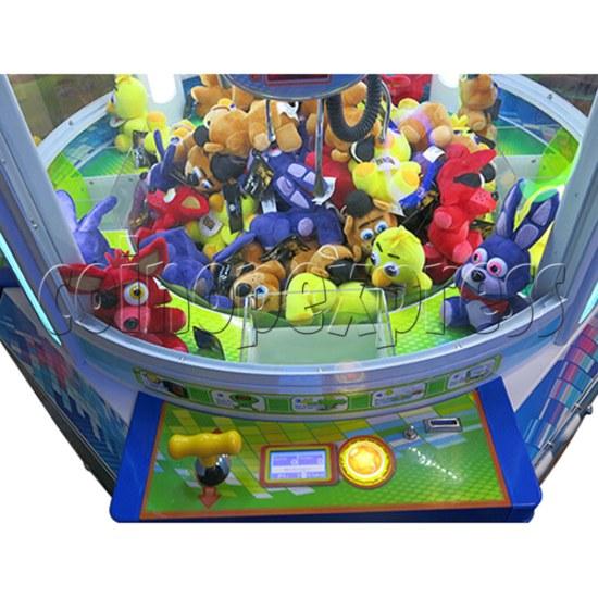 Roto Grab Crane machine 4 Players  36024